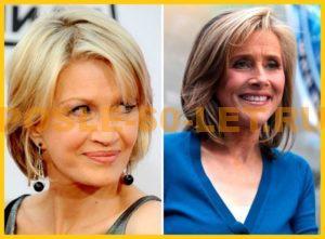как выглядеть моложе в 60 лет женщине