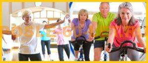 физическое упражнение после 60 лет
