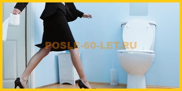 недержание мочи у женщин старше 60 лет