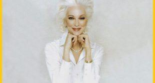 65 лет красота женщины