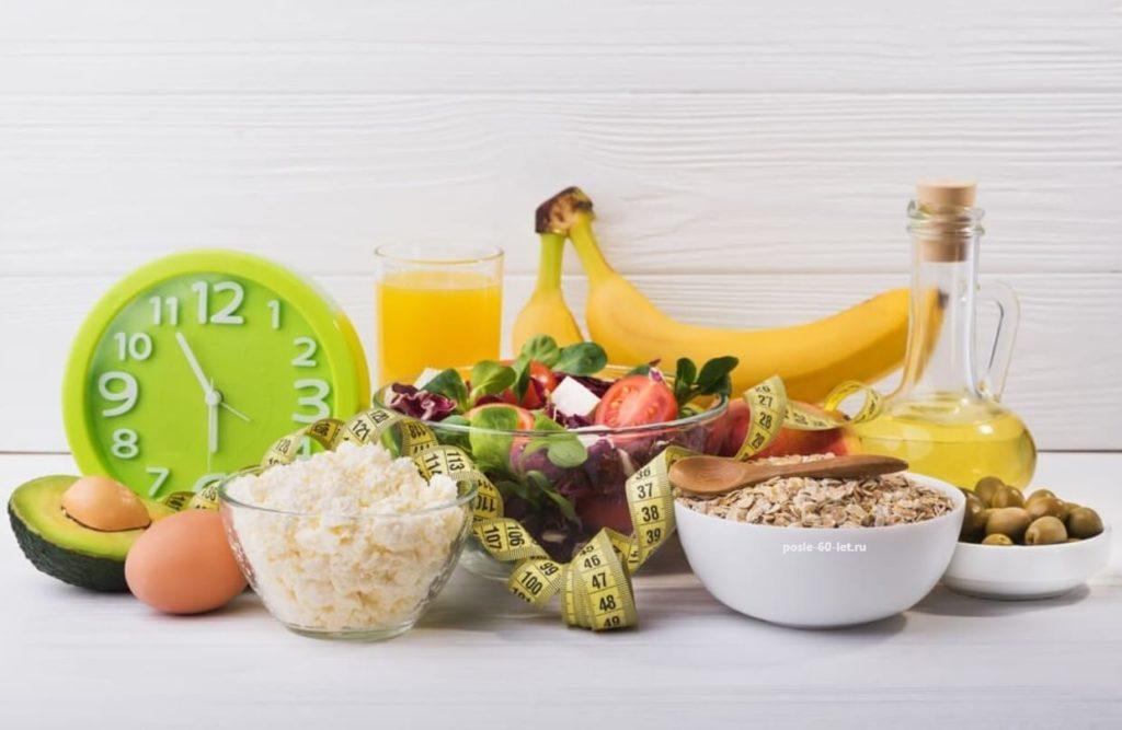 Сбалансированное питание что бы убрать живот